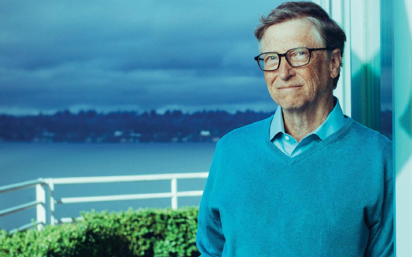 Билл Гейтс энэ онд 35 тэрбум доллар хандивласан ч нийт хөрөнгийн хэмжээ нь нэмэгджээ