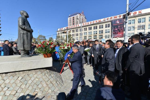 С.Баяр: Монголын ард түмэнд энэ хэргийн илрүүлэлт нь маш чухал