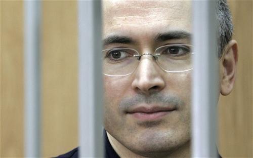 М.Ходорковскийн шоронгийн өдрийн тэмдэглэл
