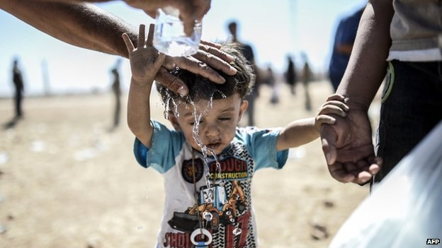 Сирийн Хямралаас болж 66 мянган хүн Турк руу дүрвэлээ