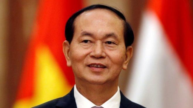 Вьетнамын Ерөнхийлөгч өнөөдөр таалал төгсчээ