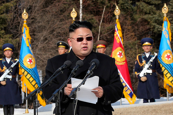 Тиллерсон: Ким Чен Ун рационалист болохоос галзуу биш юм