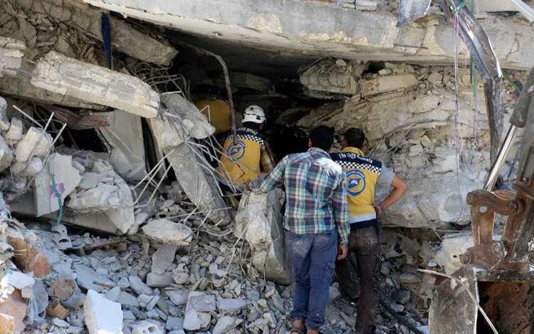 Сирид дэлбэрэлт болж, 39 хүн амиа алджээ