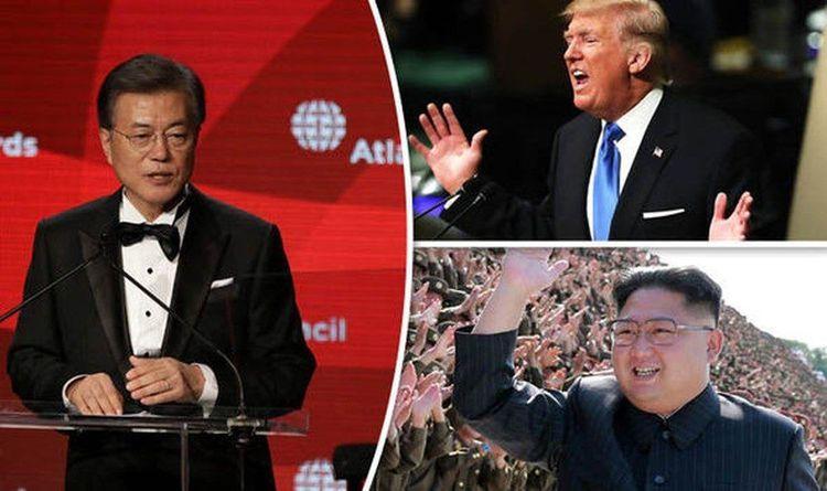 Мун Жэ Ин: Хоёр Солонгосын дундах дайныг дуусгах цаг ирсэн
