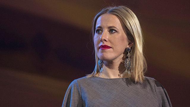 Ерөнхийлөгчийн сонгуульд телевизийн хөтлөгч Ксения Собчак нэр дэвшинэ гэсэн нь бөөн шуугиан дагуулав
