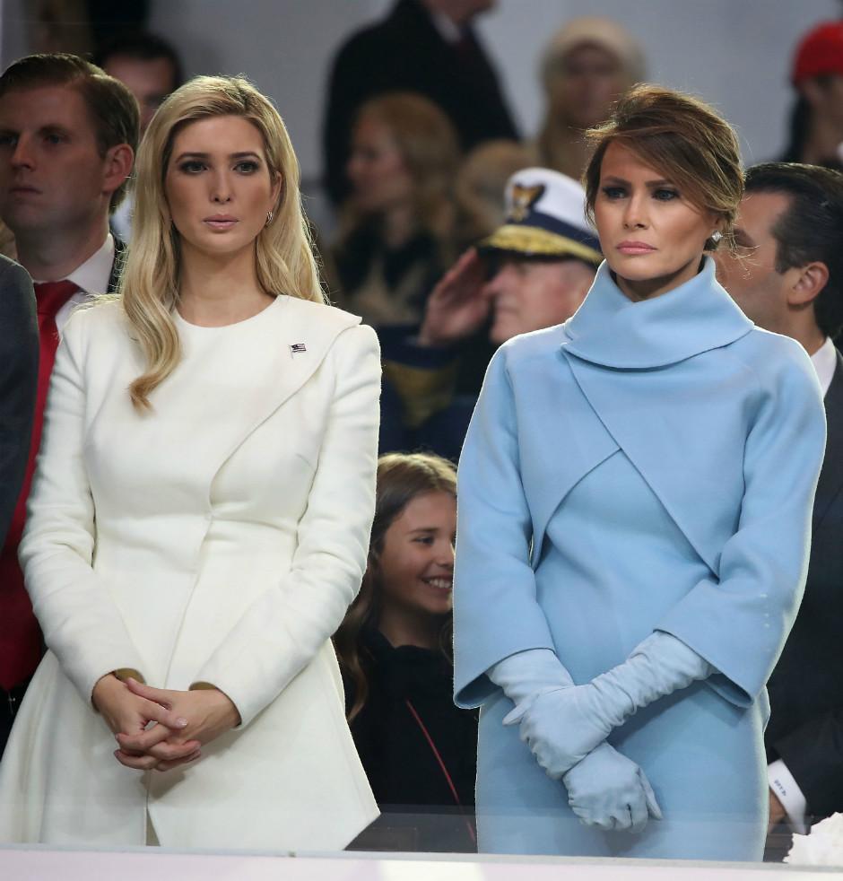 Мелании Трамп Иванкаг үзэн ядаж байна уу