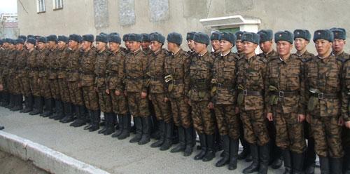 Афганистанд энхийг сахиулахаар манай улсын 150 цэрэг мордоно
