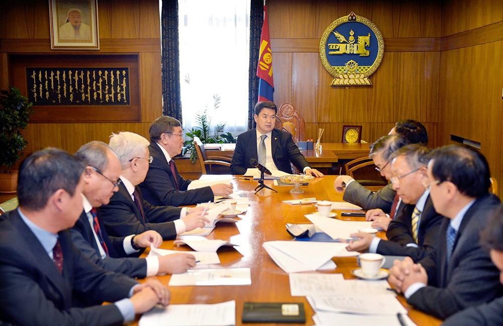 АСЕМ-ын дээд түвшний уулзалтыг зохион байгуулах Үндэсний Зөвлөл хуралдлаа