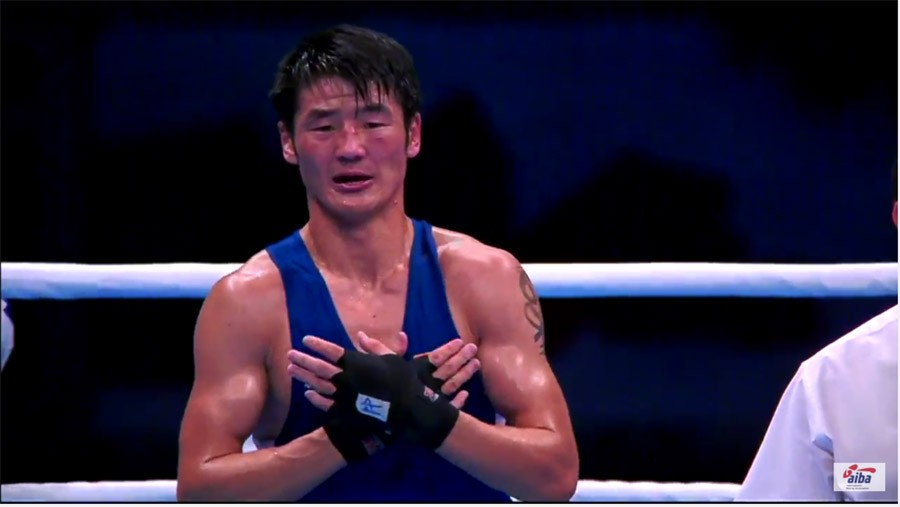 ДАШТ 2015: Д.Отгондалай Италийн домогт боксчинг илт давуу яллаа