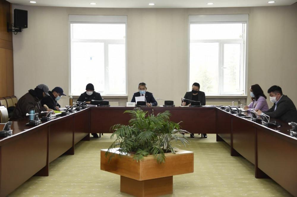 МАН, АН-ын бүлгийн гишүүдийн хамтарсан Ажлын хэсэг байгууллаа