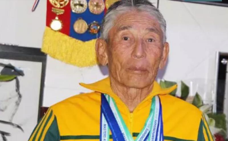 85 настай Ц.Раднаа Азийн аварга болохдоо тивийнхээ дээд амжилтыг шинэчиллээ
