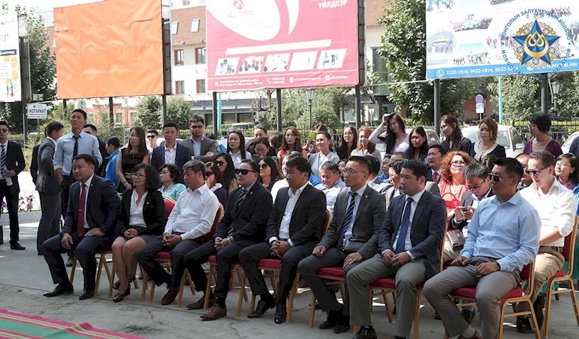 Монголын Залуучуудын Холбооны анхны аравт байгуулагдлаа