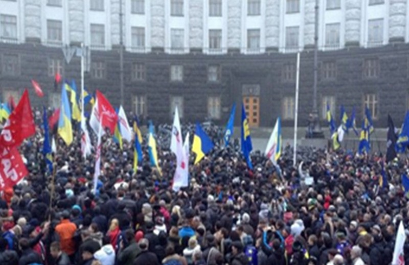 Дэлхийн II дайнд амь үрэгдэгсдийн дурсгалыг хүндэтгэх арга хэмжээ Киевт боллоо