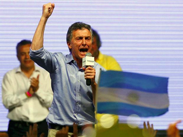 Аргентины шинэ Ерөнхийлөгч тодорлоо