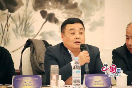 """Монголын стратегийн ач xолбогдолтой томооxон төслүүдийг """"залгигч"""" гэx Ноён Шин Руан Гуан"""