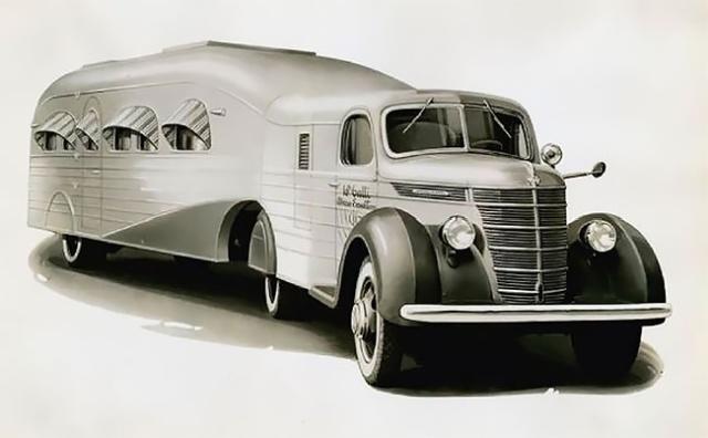 1930-д оны тансаг зэрэглэлийн аяллын машин