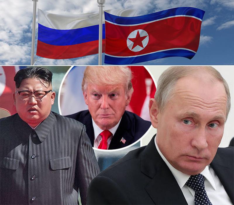 Хойд Солонгосын удирдагч Ким Чен Ун ОХУ-тай харилцаагаа зузаатгаж эхэллээ