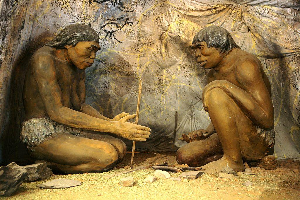 """""""Урцанд амьдардаг эртний хүмүүс даардаггүй байсан уу?"""""""
