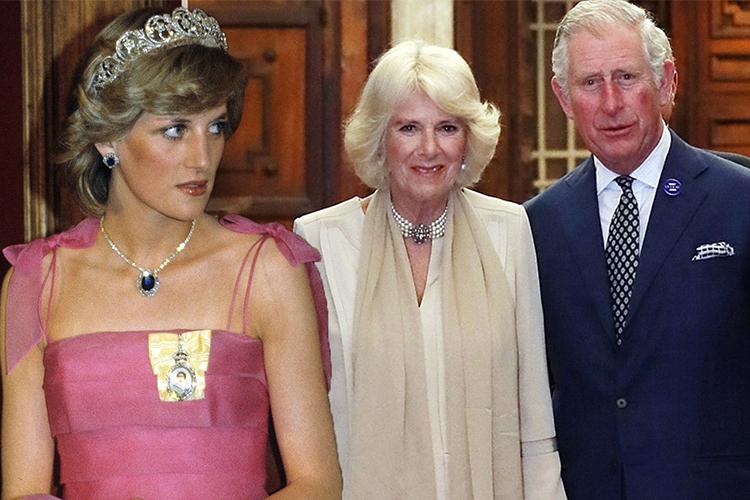 Камилла, Чарльз, Диана хэмээх дурлалын гурвалжингийн өөр нэгэн үнэн