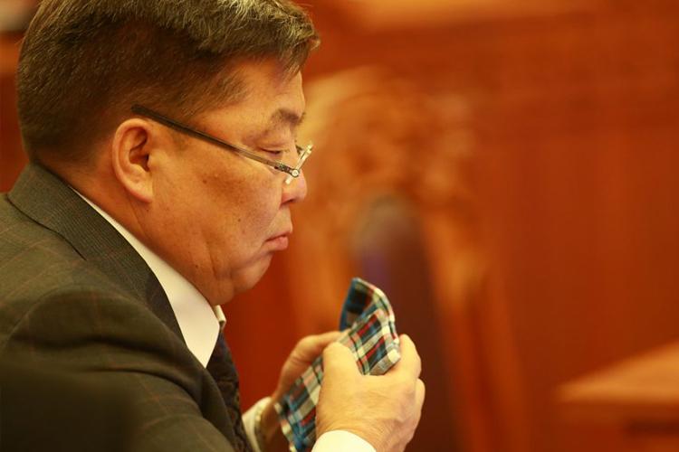 """""""Эрдэнэс Монгол""""-ын захирал Д.Хаянхярвааг тендерээс хахууль авсан байж болзошгүй хэрэгт шалгаж эхэлжээ"""