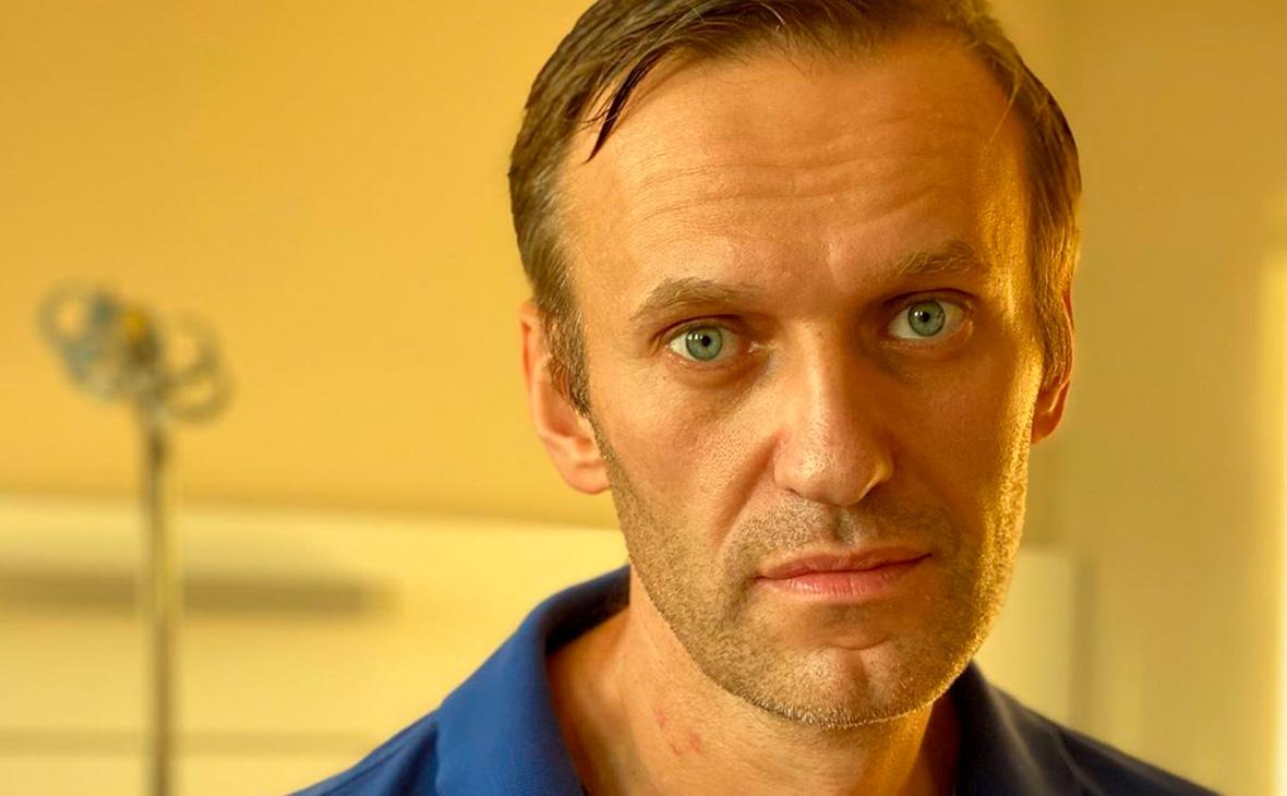 Алексей Навальный сүрьеэ туссан байж болзошгүй гэв