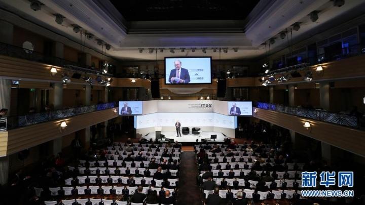 Мюнхены аюулгүй байдлын хурал өндөрлөв