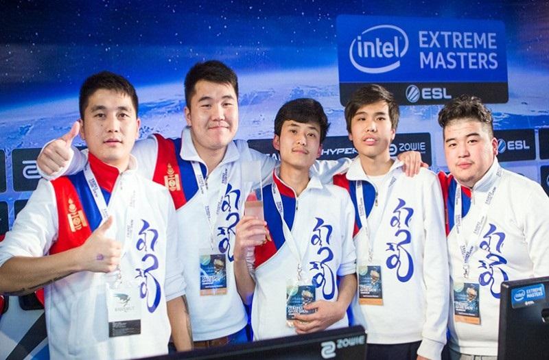 Монгол залуус олон улсын кибер тэмцээнд багаараа гуравдугаар байрт шалгарчээ