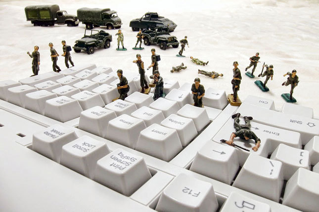 АНУ кибер дайнд бэлтгэж байна
