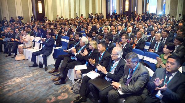 Ч.Сайханбилэг:Дараагийн 25 жилд хүчирхэг эдийн засагтай, чинээлэг нийгмийг цогцлооё