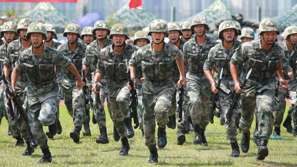 Ардын чөлөөлөх арми Хонконгийн хил дээр хүчээ зузаатгалаа