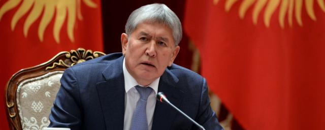 Ард түмний эсрэг хүч хэрэглэхгүй байхыг Киргизийн Ерөнхийлөгч асан уриалжээ