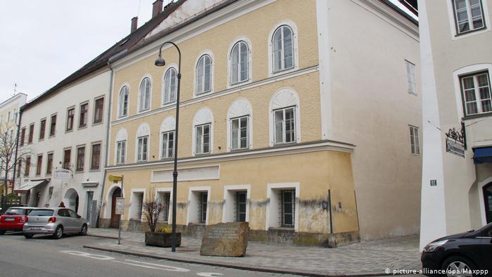 Гитлерийн төрсөн байшинг цагдаагийн хэлтэс болгоно