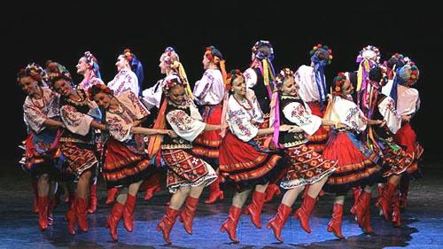 Дэлхийд алдартай И.Моисеевийн ардын бүжгийн чуулга манайд ирнэ