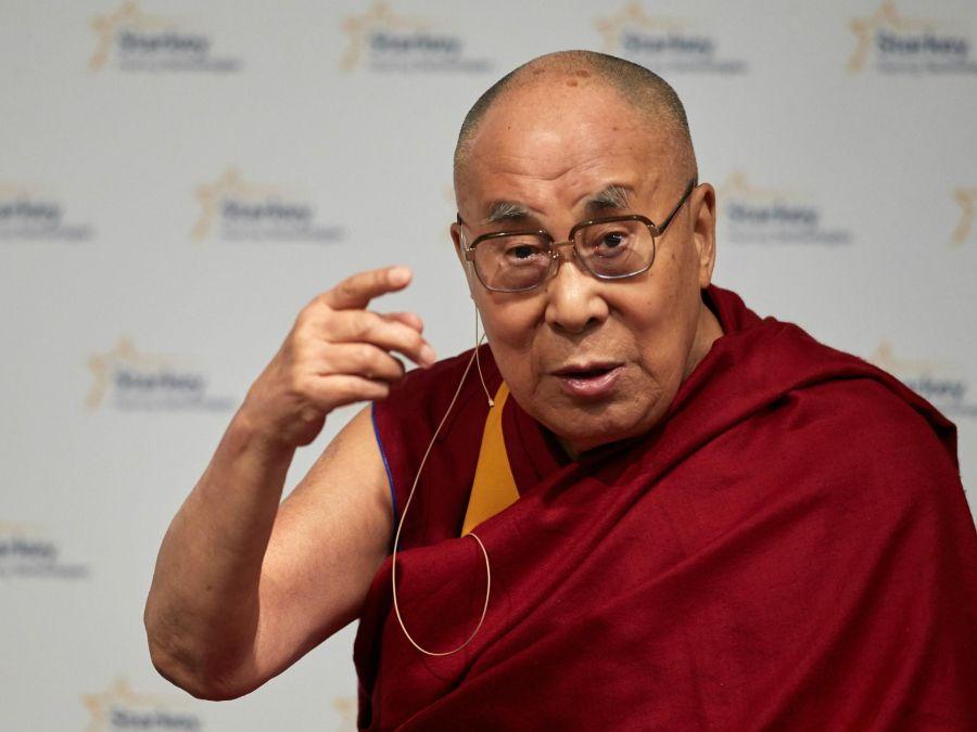 Далай Лам хэлсэн үгэндээ уучлал гуйв