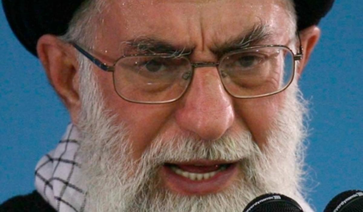 Али Хаменей: АНУ яаж ч дарамталсан Иран хэлэлцээр хийхгүй