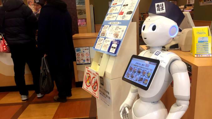 Ажиллах хүчний хомсдлыг зохицуулахад роботуудыг ашиглана