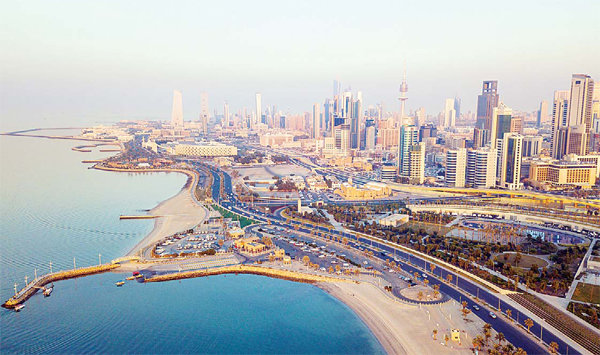 Кувейт улсад өнөөдөр 68 хэм хүртэл хална