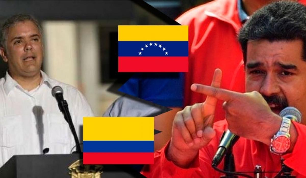 Мадуро өөрийг нь хөнөөх 10 төлөвлөгөөг Колумб улсад боловсруулж байгаа гэж мэдэгдэв