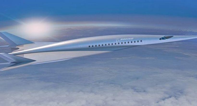 Дуунаас хурдан зорчигч тээврийн нисэх онгоц бүтээнэ