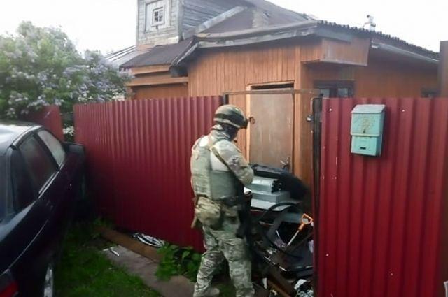 Террорист халдлага үйлдэхээр завдаж байсан этгээдүүдийг устгажээ