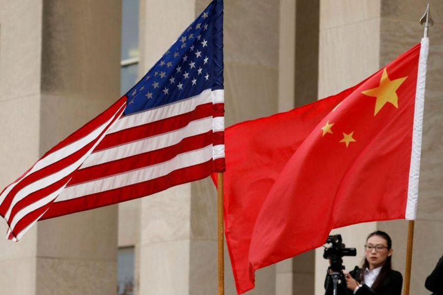 АНУ, Хятадын маргаан