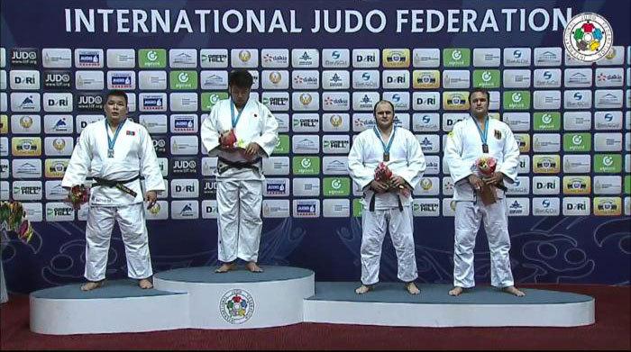 Ташкентын Гран-прид манай жүдочид айргийн тавд багтжээ