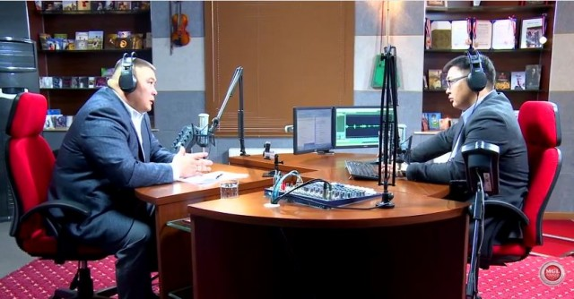 100 Асуулт & 100 Хариулт - Монголын Их Хөгжлийн холбооны тэргүүн Ц.Баярхүү
