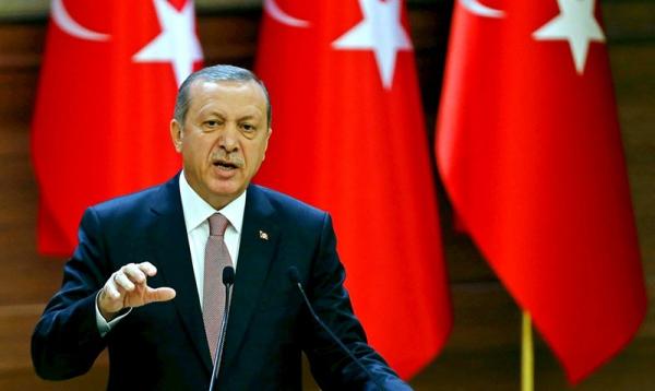 Туркийн Ерөнхийлөгч мэдэгдэл хийв
