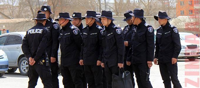 Хотын цагдааг хэн удирдах вэ?