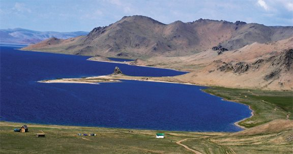 Монгол орны заавал очиж үзэх газрууд
