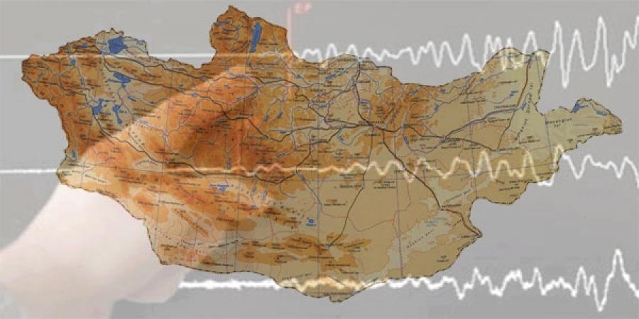 Дорнод аймагт 3.8 магнитудын хүчтэй газар хөдөлжээ