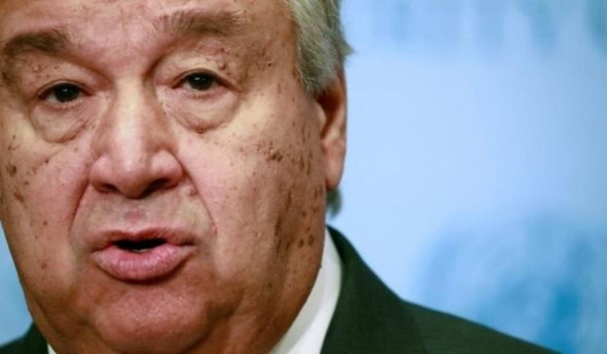 НҮБ: Хүн төрөлхтөн хоёрдугаар дайнаас хойш хамгийн том сорилттой тулгарлаа