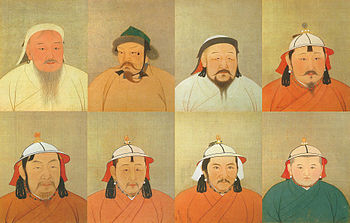 Монголын төрийг захирагчид