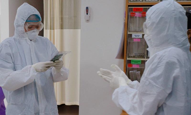 Коронавируст халдварыг Ховд, Дорнод, Орхон, Дархан-Уул аймгуудад зэрэг оношлох боломжтой боллоо